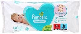 """Parfüm, Parfüméria, kozmetikum Gyermek törlőkendő """"Sensitive"""" - Pampers"""