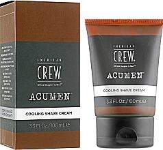 Parfüm, Parfüméria, kozmetikum Hűsítő borotvakrém - American Crew Acumen Cooling Shave Cream