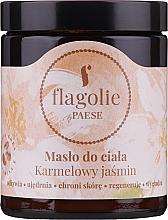 "Parfüm, Parfüméria, kozmetikum Testolaj ""Karamellás jázmin"" - Flagolie by Paese Caramel Jasmine"