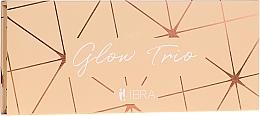 Parfüm, Parfüméria, kozmetikum Highlighter paletta - Ibra Glow Trio