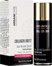 Parfüm, Parfüméria, kozmetikum Ránctalanító szérum - Arganicare Collagen Boost Anti-Wrinkle Serum