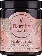 """Parfüm, Parfüméria, kozmetikum Testolaj """"Citrus kert"""" - Flagolie by Paese Citrus Garden"""