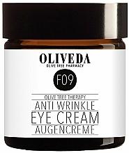 Parfüm, Parfüméria, kozmetikum Szemkrém - Oliveda F09 Anti Wrinkle Eye Cream