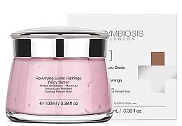 Parfüm, Parfüméria, kozmetikum Krém-vaj testre - Symbiosis London Revivifying Exotic Flamingo Body Butter