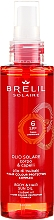 Parfüm, Parfüméria, kozmetikum Test- és hajvédő olaj - Brelil Solaire Oil SPF 6
