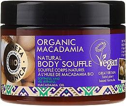 Parfüm, Parfüméria, kozmetikum Testkrém-szuflé - Planeta Organica Organic Macadamia Natural Body-Souffle