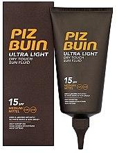 Parfüm, Parfüméria, kozmetikum Testápoló fluid - Piz Buin Ultra Light Dry Touch SPF15