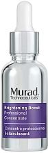 Parfüm, Parfüméria, kozmetikum Világosító arcszérum - Murad Technoceuticals Brightening Boost Professional Concentrate