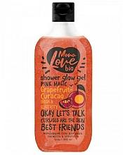 """Parfüm, Parfüméria, kozmetikum Csillogó tusfürdő """"Frissesség és feszesség"""" - MonoLove Bio Grapefruit-Curacao Shower Glow Gel"""