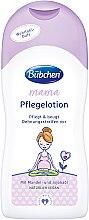 Parfüm, Parfüméria, kozmetikum Testápoló lotion terheseknek - Bubchen Mama Pflegelotion