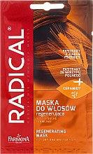 """Parfüm, Parfüméria, kozmetikum """"Száraz, töredezett haj"""" hajmaszk - Farmona Radical Mask"""