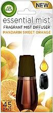 Parfüm, Parfüméria, kozmetikum Illatosító utántöltő - Air Wick Essential Mist Mandarin & Sweet Orange