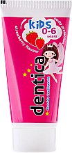 "Parfüm, Parfüméria, kozmetikum Gyerekfogkrém ""Eper"" - Dentica Dental Protection For Kids"