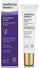 Parfüm, Parfüméria, kozmetikum Szemkontúr krém - SesDerma Laboratories Sesgen 32 Eye Contour Cream
