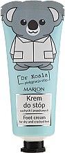 Parfüm, Parfüméria, kozmetikum Lábkrém - Marion Dr Koala Foot Cream