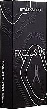 Parfüm, Parfüméria, kozmetikum Professzionális körökcsipesz NX-20-8, 8 mm - Staleks Pro Exclusive 20