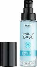 Parfüm, Parfüméria, kozmetikum Hidratáló smink bázis - Ingrid Cosmetics Make-up Base Long-Lasting Moisturizing & Rejuvenating