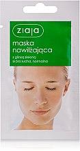 """Parfüm, Parfüméria, kozmetikum """"Hidratáló"""" arcmaszk zöld agyaggal - Ziaja Face Mask"""