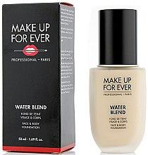 Parfüm, Parfüméria, kozmetikum Alapozó - Make Up For Ever Water Blend Foundation