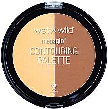 Parfüm, Parfüméria, kozmetikum Kontúrozó paletta - Wet N Wild MegaGlo Contouring Palette