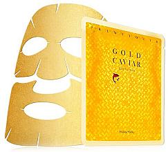 Parfüm, Parfüméria, kozmetikum Arany arcmaszk - Holika Holika Prime Youth Gold Caviar Gold Foil Mask
