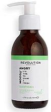 Parfüm, Parfüméria, kozmetikum Arctisztító gél - Revolution Skincare Angry Mood Soothing Cleansing Gel