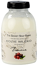 """Parfüm, Parfüméria, kozmetikum Kecsketej fürdéshez """"vörösáfonya"""" - The Secret Soap Store Cranberry Goat Milk"""