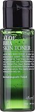 Parfüm, Parfüméria, kozmetikum Arctonik aloe verával ls szalicilsavval - Benton Aloe BHA Skin Toner (mini)