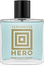 Parfüm, Parfüméria, kozmetikum Vittorio Bellucci Veronesse Hero - Eau De Toilette
