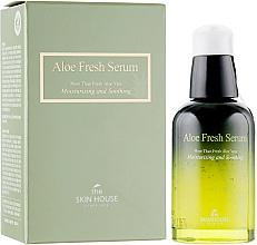 Parfüm, Parfüméria, kozmetikum Hidratáló és nyugtató szérum aloe kivonattal - The Skin House Aloe Fresh Serum