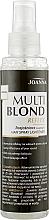 Parfüm, Parfüméria, kozmetikum Hajszőkítő spray - Joanna Multi Blond Spray
