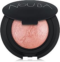 Parfüm, Parfüméria, kozmetikum Kompakt pirosító - NoUBA Blush on Bubble