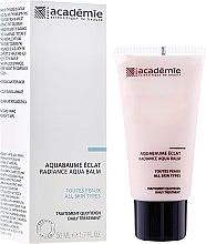 "Parfüm, Parfüméria, kozmetikum Sárgabarack krém-balzsam ""Ragyogás"" - Academie Radiance Aqua Balm"