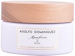Parfüm, Parfüméria, kozmetikum Adolfo Dominguez Agua Fresca De Rosas - Testkrém