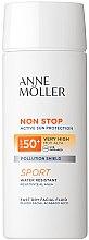 Parfüm, Parfüméria, kozmetikum Fluid arcra - Anne Moller Non Stop Facial Fluid SPF50+