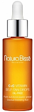 Parfüm, Parfüméria, kozmetikum Önbarnító - Natura Bisse C+C Vitamin Self-Tan Drops