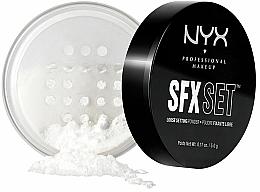 Parfüm, Parfüméria, kozmetikum Befejező púder - NYX SFX Setting Powder