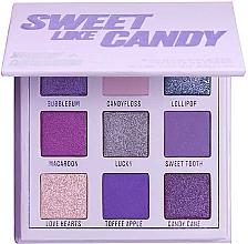 Parfüm, Parfüméria, kozmetikum Szemhéjfesték paletta - Makeup Obsession Sweet Like Candy Shadow Palette