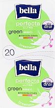 Parfüm, Parfüméria, kozmetikum Egészségügyi betét Perfecta Green Drai Ultra, 2x10db - Bella