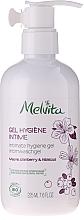 Parfüm, Parfüméria, kozmetikum Intim mosakodó gél - Melvita Body Care Intimate Hygeine Gel
