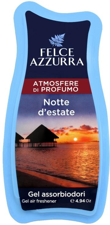 Légfrissítő - Felce Azzurra Gel Air Freshener Notte d'estate