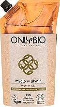 Parfüm, Parfüméria, kozmetikum Regeneráló folyékony szappan (utántöltő) - Only Bio
