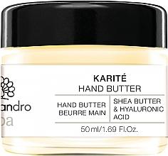 Parfüm, Parfüméria, kozmetikum Olaj kézre - Alessandro International Spa Hand Butter