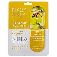 "Parfüm, Parfüméria, kozmetikum Maszk ""Anti-age ápolás"" méhméreggel - Biologica Bee Venom"
