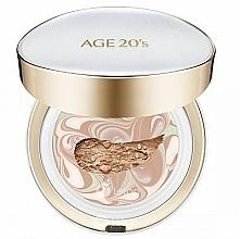 Parfüm, Parfüméria, kozmetikum Arckrém-púder cserélhető blokkkal - AGE 20's Signature Pact Long Stay SPF50+/PA+++