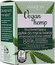 Parfüm, Parfüméria, kozmetikum Mosakodó púder - Marion Vegan Hemp Cleansing Face Dust