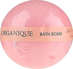 "Parfüm, Parfüméria, kozmetikum Habzó fürdőbomba ""Delicious Touch"" - Organique HomeSpa"