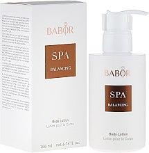 Parfüm, Parfüméria, kozmetikum Testápoló lotion - Babor Balancing Body Lotion