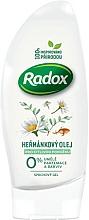 Parfüm, Parfüméria, kozmetikum Tusfürdő kamillaolajjal - Radox Natural Shower Gel