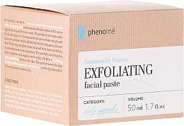Parfüm, Parfüméria, kozmetikum Peeling paszta arcra - Phenome Exfoliating Facial Pasta